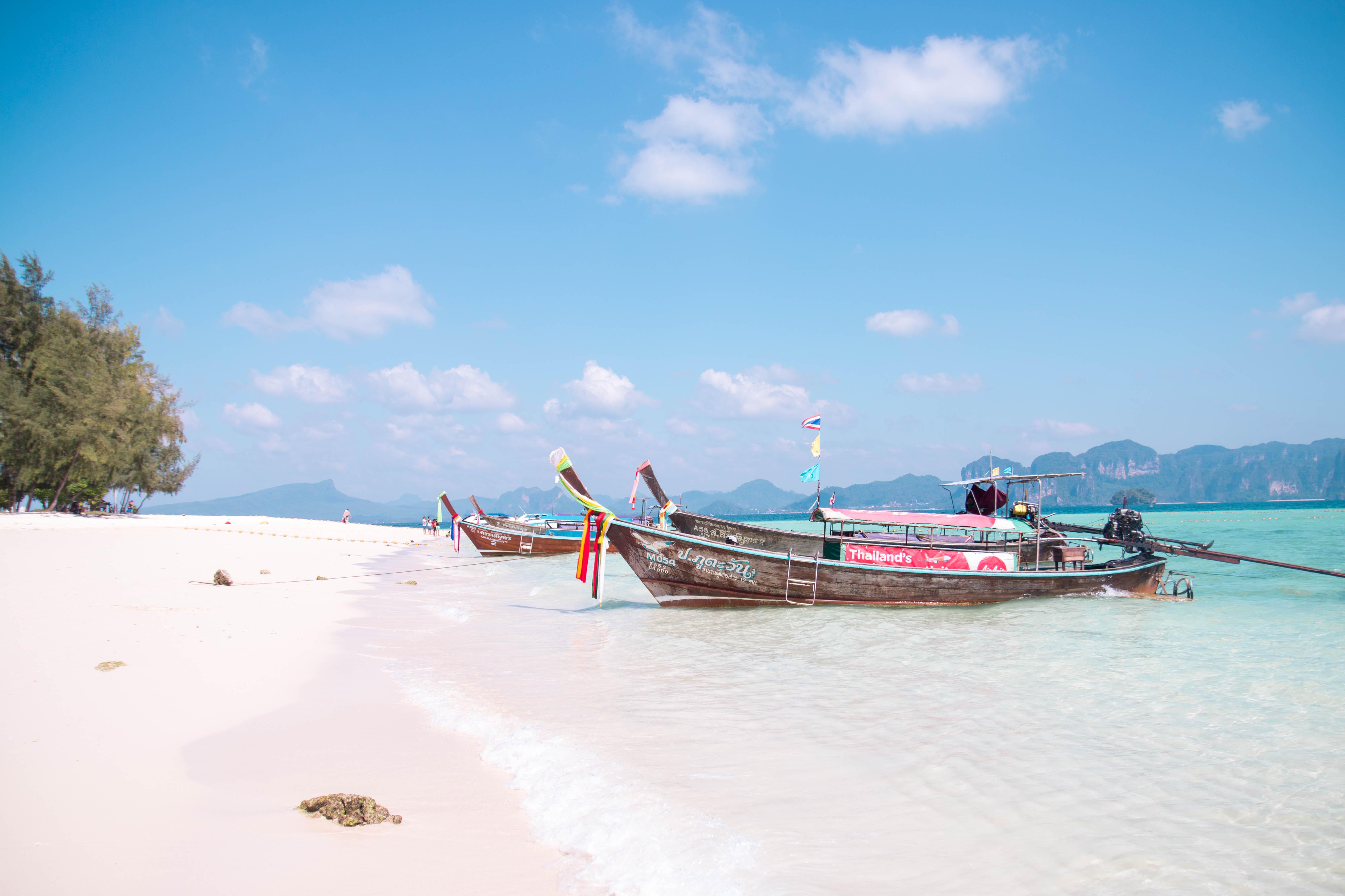 Preparativos Tailandia