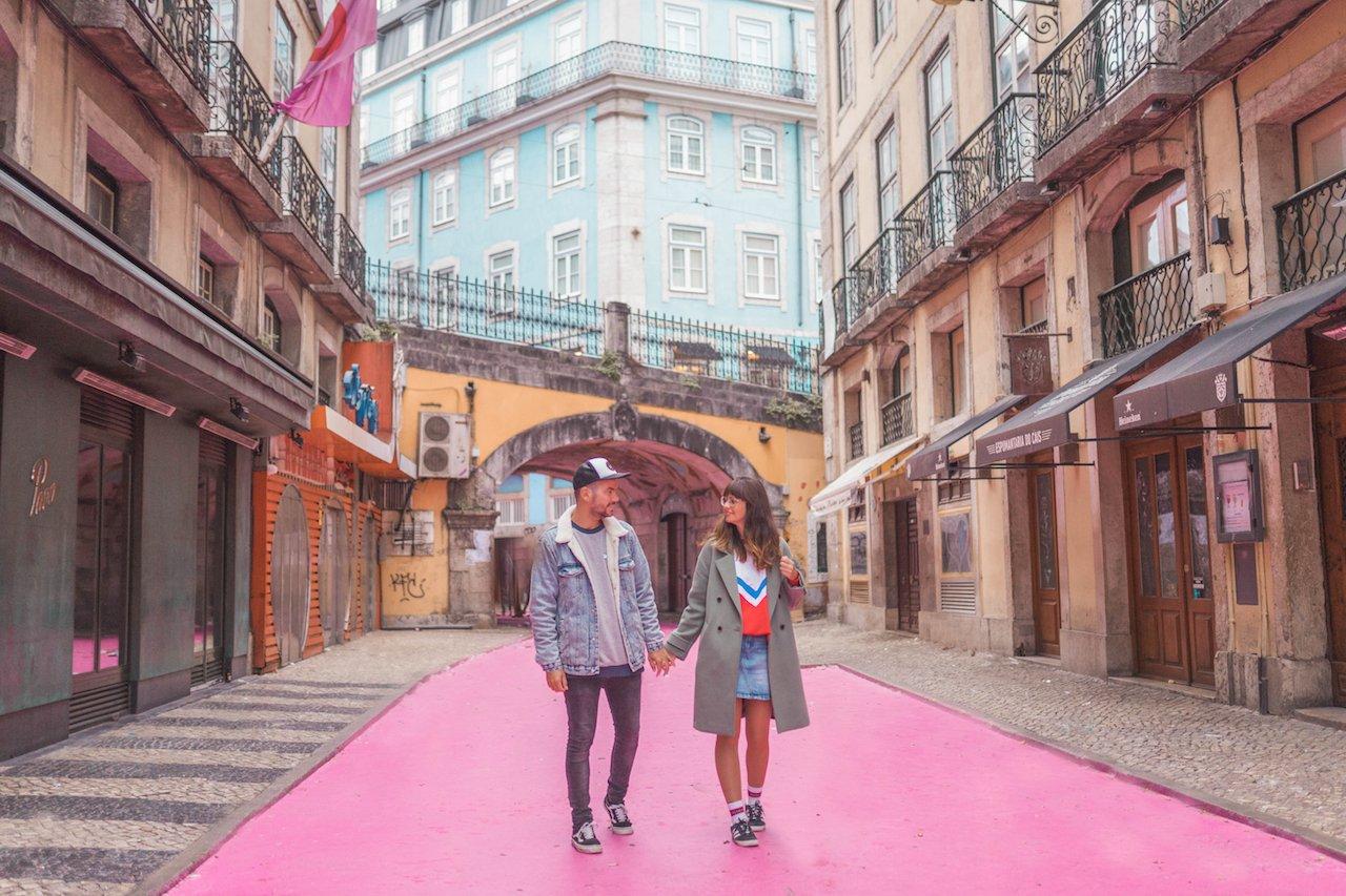 que-ver-en-lisboa-pink-street