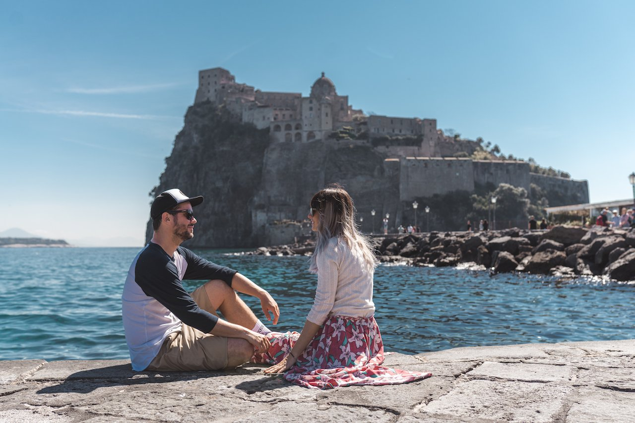 Castillo Aragones de Ischia