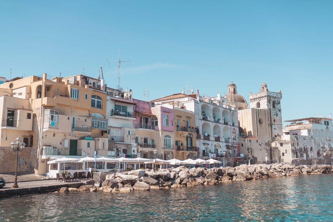 que ver en Ischia