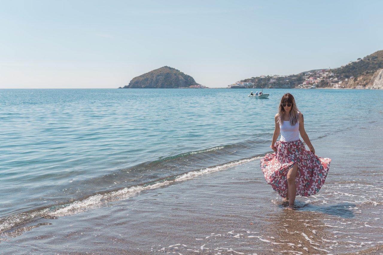 playas en Ischia