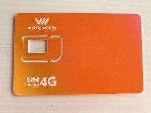 tarjeta SIM para Vietnam