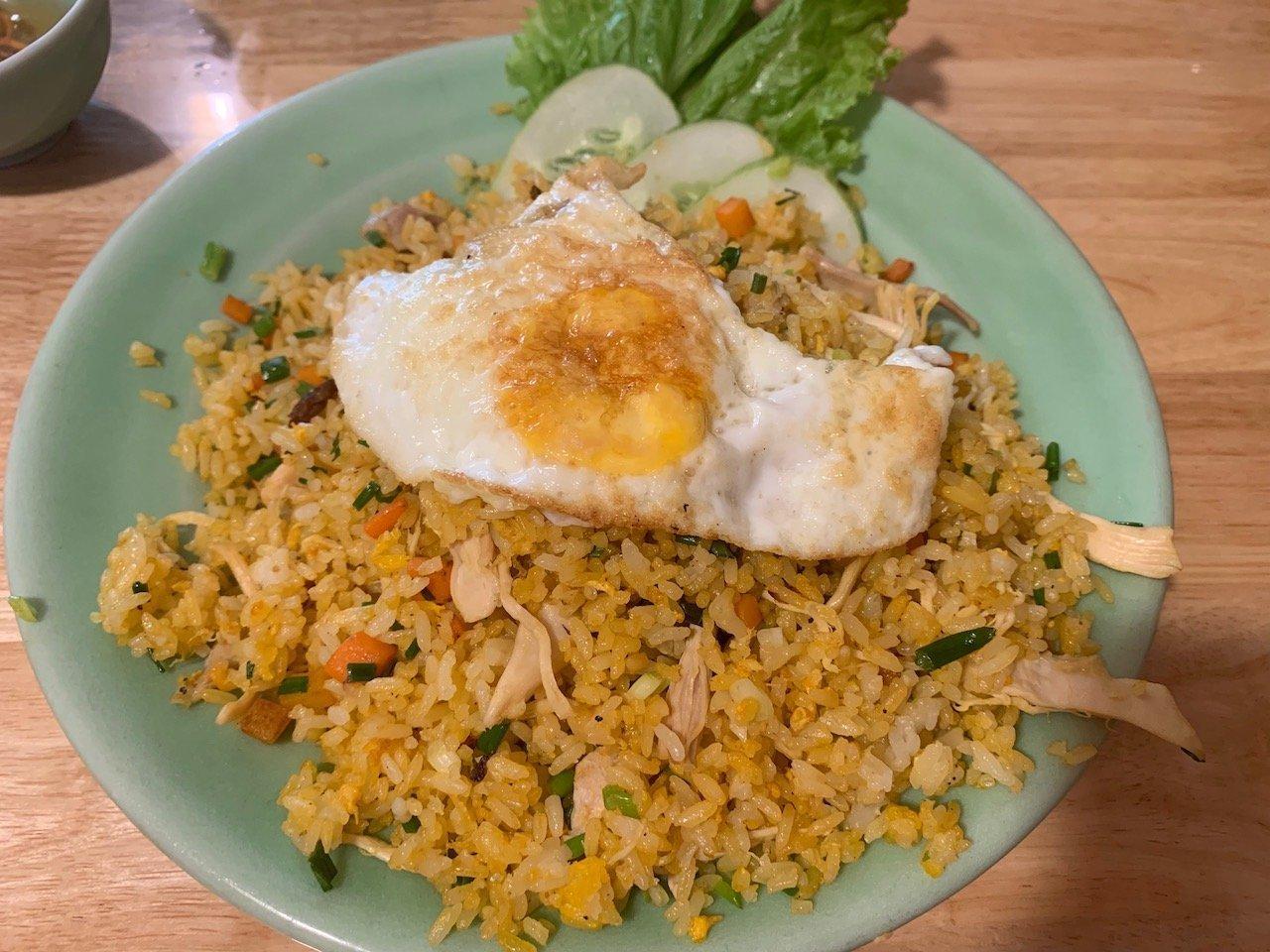 comer en Hanoi