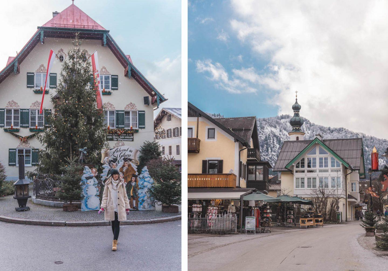 Ruta por los lagos de AustriaRuta por los lagos de Austria