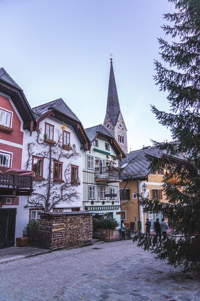 Ruta por lagos de Austria