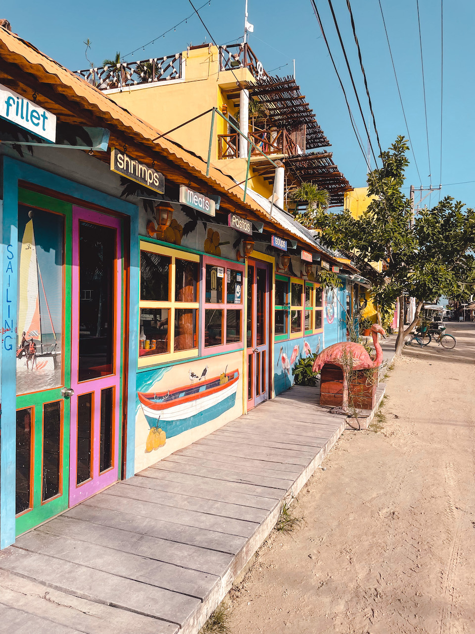 ruta por la Península de Yucatan